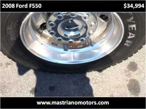 2008 ford f550 used cars salem nh youtube for Mastriano motors llc diesel land truck kingdom salem nh