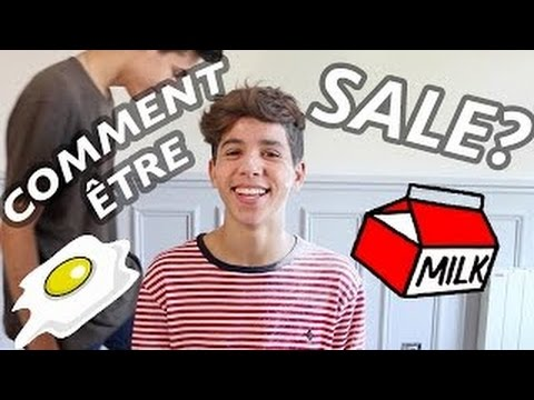 COMMENT ÊTRE SALE? | Suli et Dim