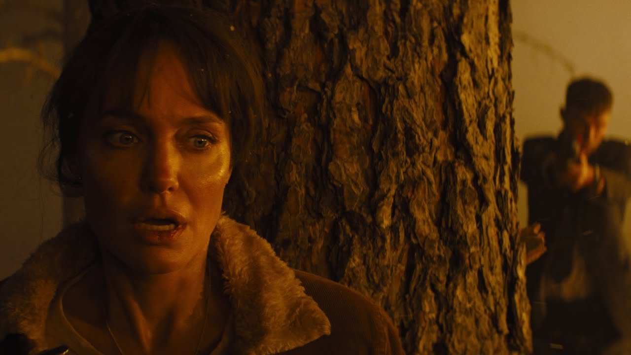 Angelina Jolie's THOSE WHO WISH ME DEAD - Official Trailer