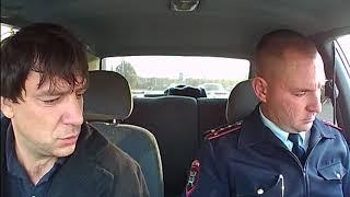 Волжский. Полицейские поймали воров на глаз из за просевшей машины