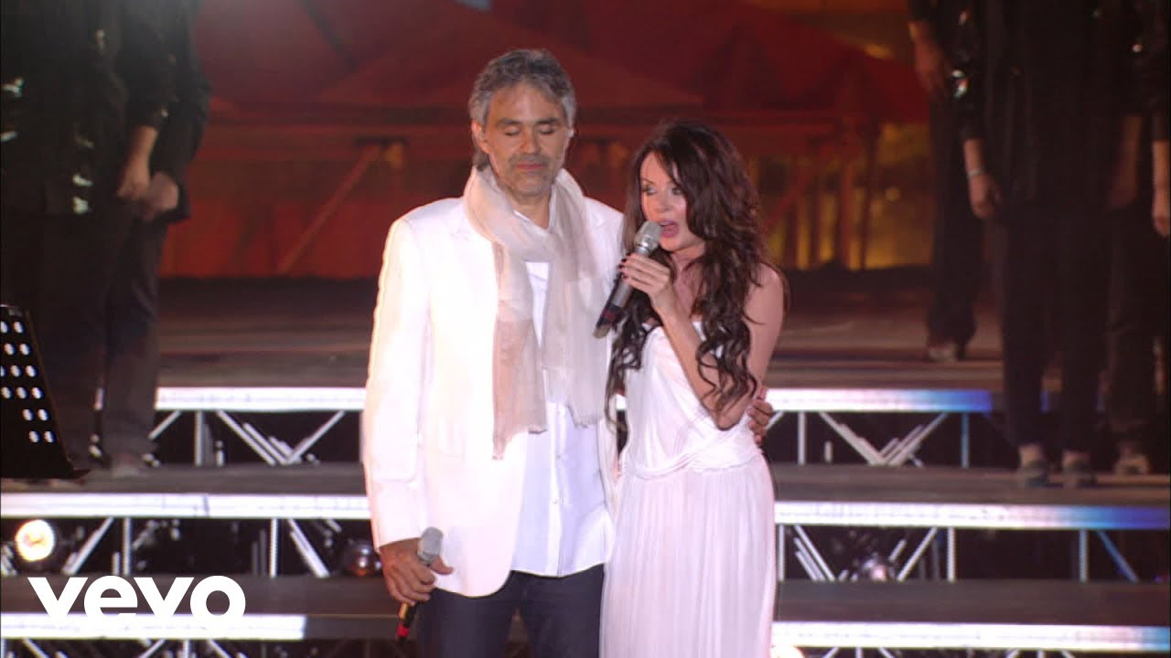 Time to say goodbye  Andrea Bocelli Андреа Бочелли