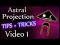 Astral Projection Tips and Tricks 1: Count your Exhales and Focus Forward (Horry Sheet Show)