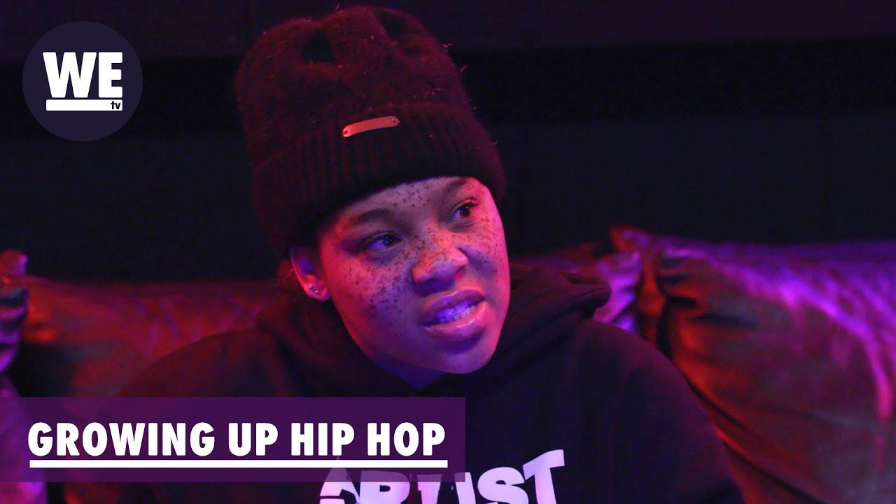 """Download """"I GET NERVOUS!"""" Deleted Scene 😰 Growing Up Hip Hop"""