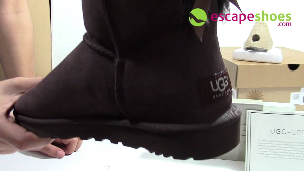 how to make ugg boots stiff again