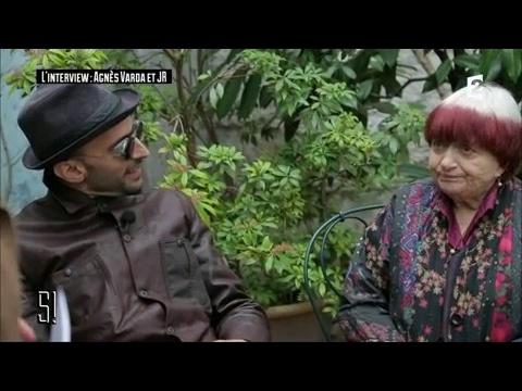 L' Interview : Agnès Varda et JR - Stupéfiant !