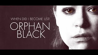 Заставка к сериалу Тёмное дитя / Orphan Black Opening Credits