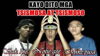 Repeat youtube video Tsismoso at Tsismosa - Tholoungiez Familia