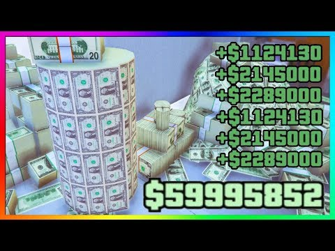 How To Make MILLIONS Easy EVERY DAY in GTA 5 Online | NEW Unlimited Money & RP Guide/Method 1.45 thumbnail