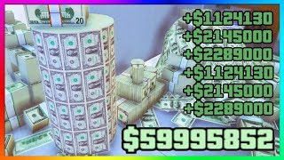 How To Make MILLIONS Easy EVERY DAY in GTA 5 Online   NEW Unlimited Money & RP Guide/Method 1.45