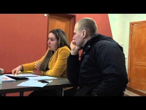 """Семинар. Сеть магазинов по продаже памятников, ТМ """"Мир Гранита"""" Часть 3"""