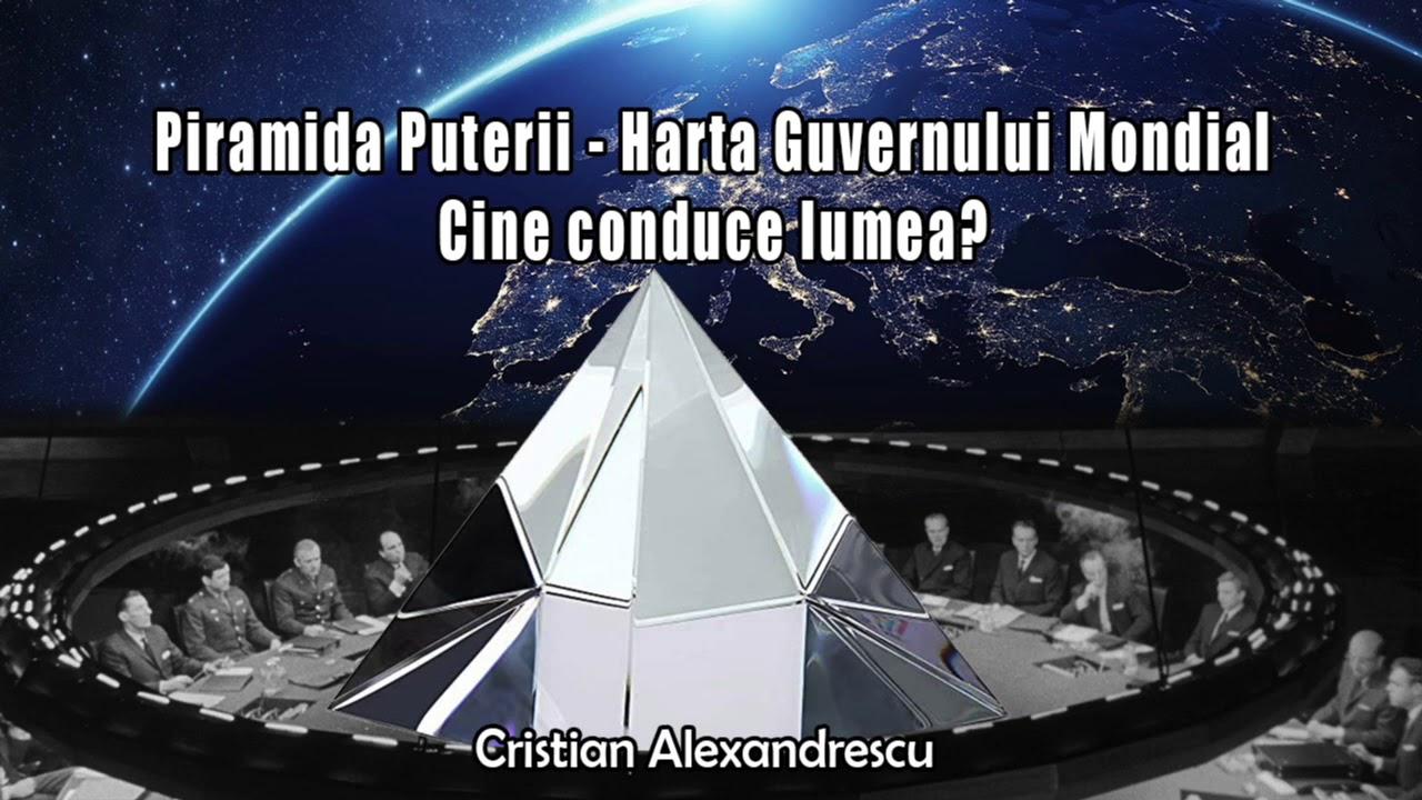 Piramida Puterii *Harta Guvernului Mondial, Cine Conduce Lumea