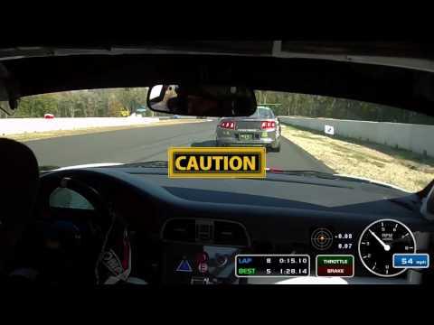 NASA Zombie Sprints, Thunder Race 1, Dominion Raceway, October 29, 2016