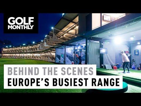 Behind The Scenes - Europe's Busiest Driving Range
