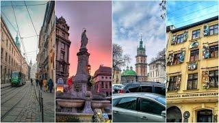 Красивое видео про Львов | Львов 2017 (обзор)