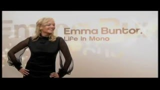 Emma Bunton - Life In Mono Advert.