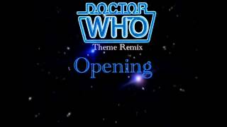 Doctor Who Theme Remix-1980s Peter Howell Recreation ( Opening Theme )
