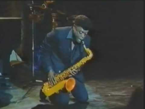 Big Jay McNeely & Band 1984 - 2 unident items  (L.A., Legends Of Rhythm & Blues -9+10)