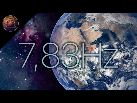 SCHUMANN RESONANCE - 7,83 Hz EARTH VIBRATIONAL FREQUENCY