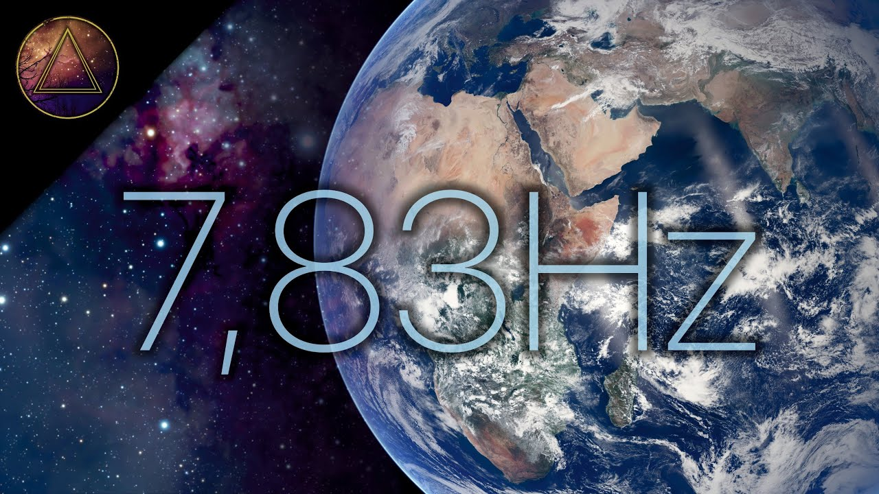 Download SCHUMANN RESONANCE - 7,83 Hz EARTH VIBRATIONAL FREQUENCY