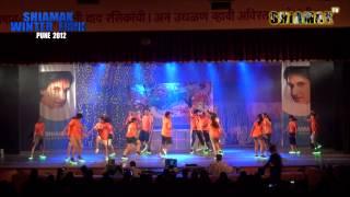 Mohabbat Karle - Shabop - Aundh - Shiamak Winter Funk 2012 - Pune