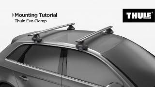 Roof racks - Thule Evo Clamp