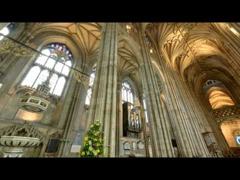 Almighty and everlasting God by Orlando Gibbons - viol consort