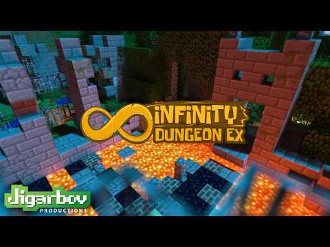 Infinity Dungeon EX - Minecraft Marketplace Trailer