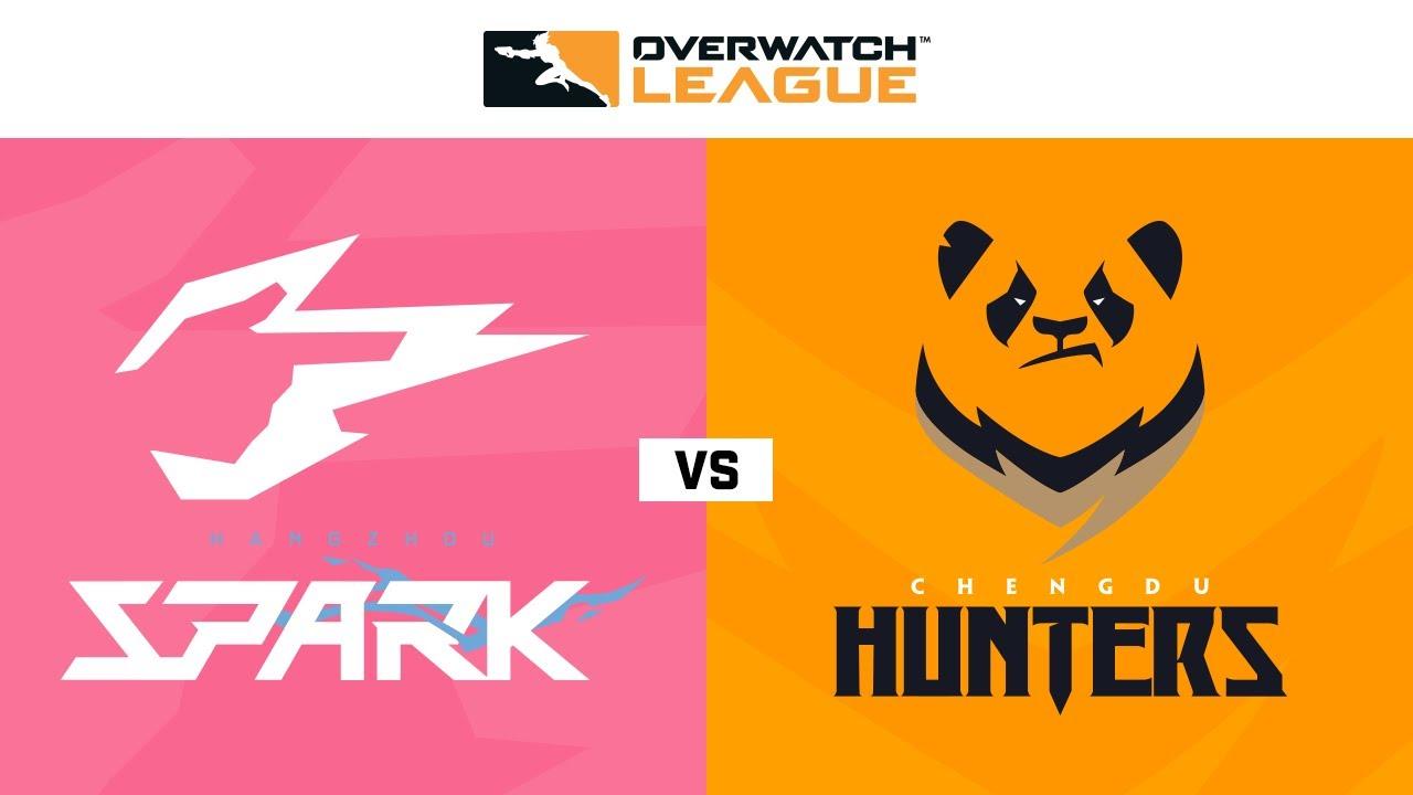 Semi-Final B | @Hangzhou Spark vs @Chengdu Hunters | Countdown Cup | APAC Day 2