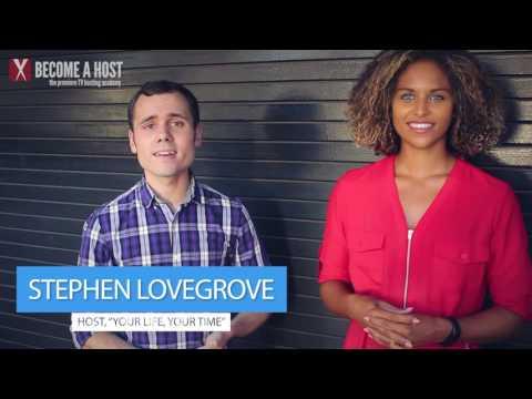 Become A Host Testimonial - Jessie Irvine & Stephen Lovegrove