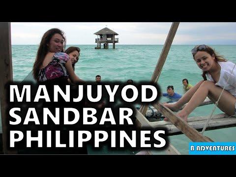 Dumaguete: Island Sandbar & Robinsons Mall, Philippines S1 Ep16