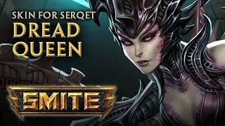 smite gameplay pl 91 serqet dread queen focus panowie focus   hd 60 fps