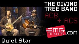 "The Giving Tree Band plays ""Quiet Star"" on EMGtv"