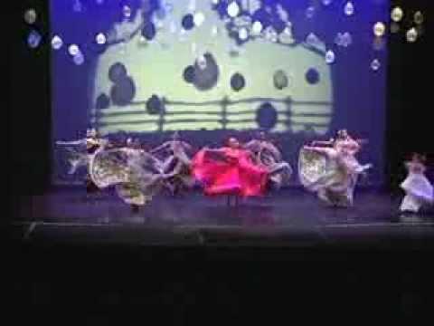 DANMAR Music and Folklore clips from 2002-2010- Maria Fernanda Urbaez
