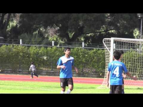 Canterano U16 v Eastern District 20160206(1) CTK League game