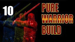 Skyrim Pure Warrior Build Walkthrough SURVIVAL, NO MAGIC #10: High Crime & Hard Time in Solstheim