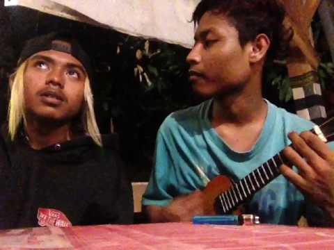 Gas air mata~lawan hancurkan cover ukulele/kentrung