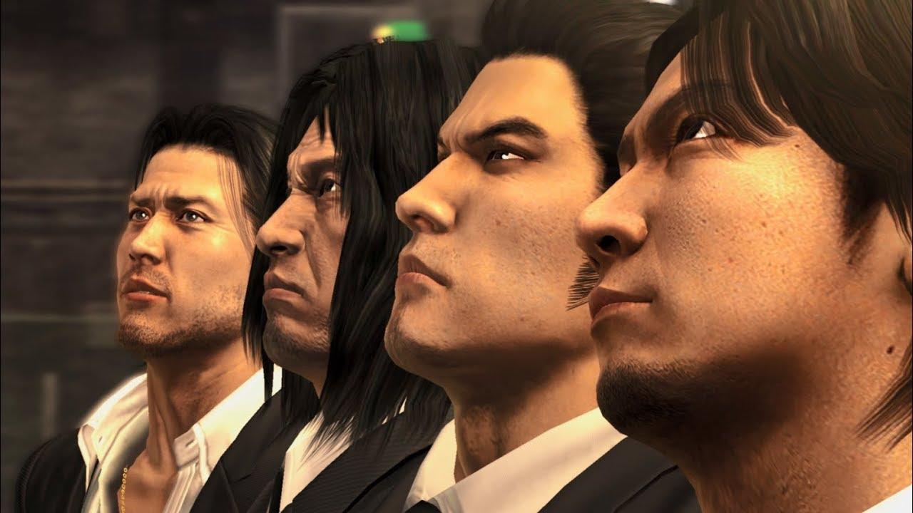 PS4《人中之龙4 继承传说者》宣传影像