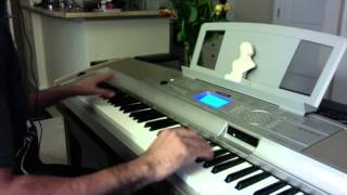 "Piano Performance of ""Total Recall"" Main Title/Theme by Jerry Goldsmith"