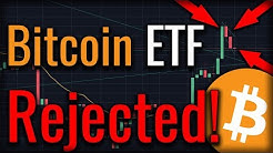 Bitcoin Corrects Below $8k After Bitcoin ETF Rejected (Winklevoss Twins ETF Proposal Rejected)