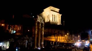アキーラさん訪問④イタリア・ローマ・フォロロマーノ・ForoRomano,Rome,Italy