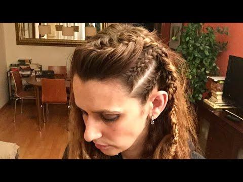 Exquisito peinados lagertha Colección de tendencias de color de pelo - Peinado Lagertha Vikings / Lagertha hairstyle Vikings ...