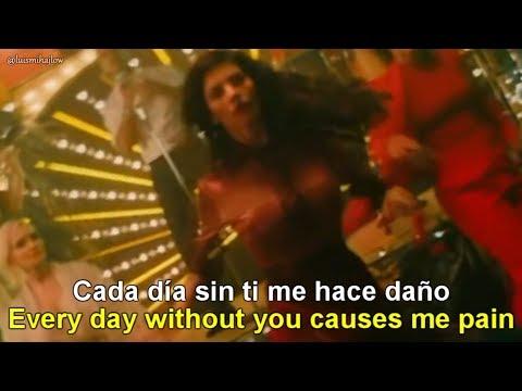 Clean Bandit, Marina, Luis Fonsi - Baby [Lyrics English & Español Subtitulado]