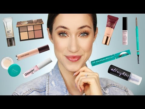 Full Face of NOTHING New (Travel Makeup) thumbnail