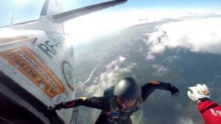 my skydive history