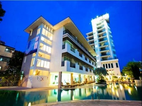 Hotels in Pattaya: Discovery Chic Tower Beach Hotel