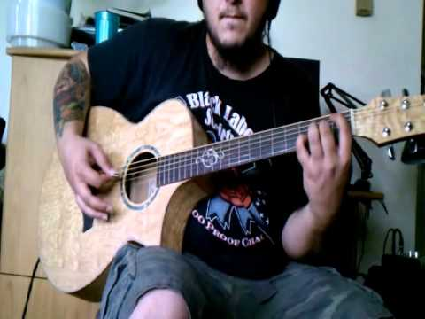 Damageplan - Soul Bleed guitar cover - by ( Kenny Giron ) kG