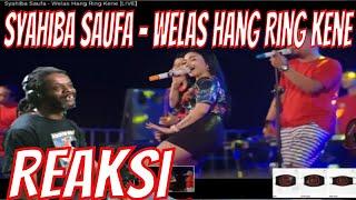 Download lagu Syahiba Saufa - Welas Hang Ring Kene [LIVE] American Reaction U.S.