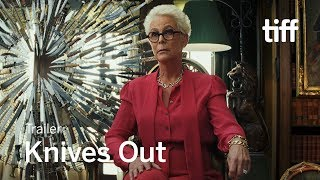 KNIVES OUT Trailer | TIFF 2019
