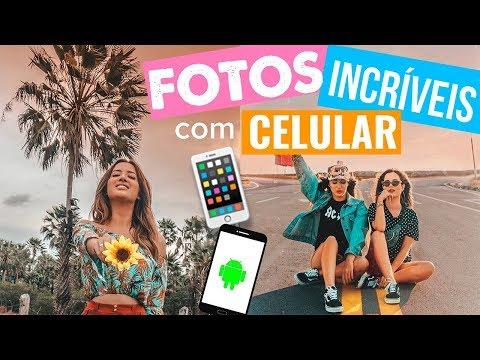 COMO FAZER FOTOS INCRÍVEIS  COM O CELULAR - Iphone e Android