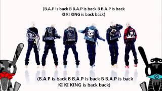 B.A.P - B.A.P [Eng Sub + Romanization + Hangul] HD
